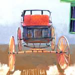 """Old Buggy by RD Riccoboni"" by BeaconArtWorksCorporation"
