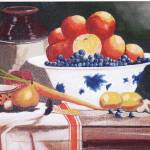 """Fruit Bowl"" by jcartworks"