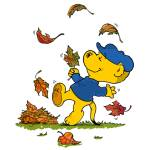 """""""Ferald Dancing Amongst The Autumn Leaves"""" by KeithWilliams"""