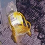 """Yellow Chair"" by VAphotoart"