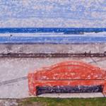 """The Orange Bench"" by VAphotoart"