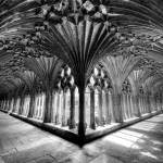 """The Cloister at Canterbury Cathedral (II - portrai"" by sergioamiti"