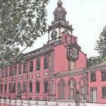 """Independence Hall Philadelphia PA"" by DanAnderton"