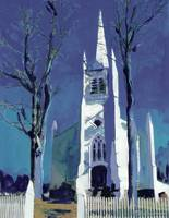 American Gothic Church by RD Riccoboni