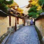 """""""Street in Kanazawa"""" by impressionistheart"""