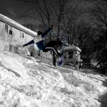 """Backyard Boarding"" by GH3Photography"