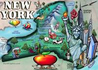 New York Map Poster copy