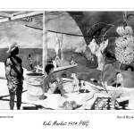 """""""Koki Market 1974 PNG mono"""" by DavidBleakley"""
