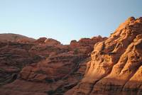 Snow Canyon Red Rock