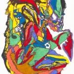 """Chaos"" by Naranjay"