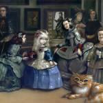 """Alice and Las Meninas"" by strangeling"