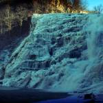 """ithaca falls closeup"" by chandlerphotography"