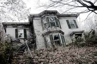 Haunted House In Vermont