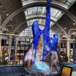 """HDR Tower City Guitar"" by MikeandAmy"