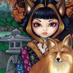 """Kitsune"" by strangeling"