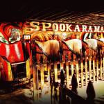 """SPOOKARAMA"" by Simbolism"