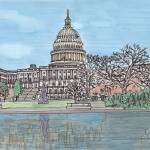 """Capitol Building Washington DC"" by DanAnderton"