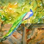"""La La Lee Lou, Impressionist Watercolor Painting P"" by schulmanart"