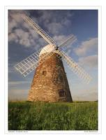 Halnaker Windmill, southdowns West Sussex UK