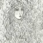 """Moss Princess"" by LeslieCoreen"