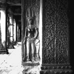 """Lady from Angkor"" by VAphotoart"
