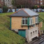 """Swanage Signal Box"" by Yorkney"