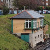 Swanage Signal Box