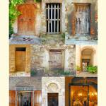 """Doors of Tuscany"" by kimmanleyort"