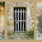 """""""Door Tryptych"""" by kimmanleyort"""