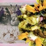 """Penny Postcard Easter"" by RCdeWinter"