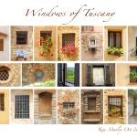 """Windows of Tuscany"" by kimmanleyort"