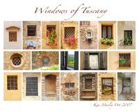 Windows of Tuscany