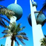 """kuwait Towers"" by CharlesBuchanan"