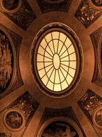MFA Rotunda Ceiling, encore