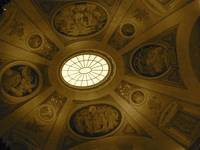 MFA Rotunda Ceiling