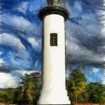 """Rincon Lighthouse"" by rodneysoto"
