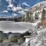 """Twin Lakes Panorama"" by natesiggard"