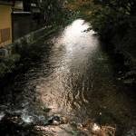 """Stream through Gion District, Kyoto"" by OneMansPerspectives"
