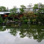 """Gardens, Heian Shrine, Kyoto"" by OneMansPerspectives"