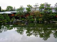 Gardens, Heian Shrine, Kyoto
