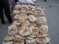 Loaves of Pita Bread, Cairo