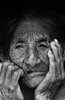 elderly woman face_it0217