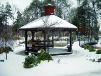 Snow & The Gazebo