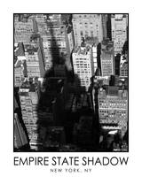 Empire State Shadow - New York City