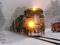 polar Express through Suwanee