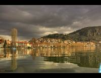 Kastoria Before Rain. ::HDR