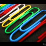 """Paper clips...."" by ktania"