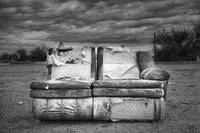 the abandoned couch
