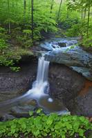 Blue Hen Falls Cuyahoga Valley