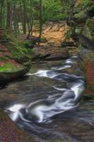 Hocking Hills Spring Waterfalls by Jim Crotty 17